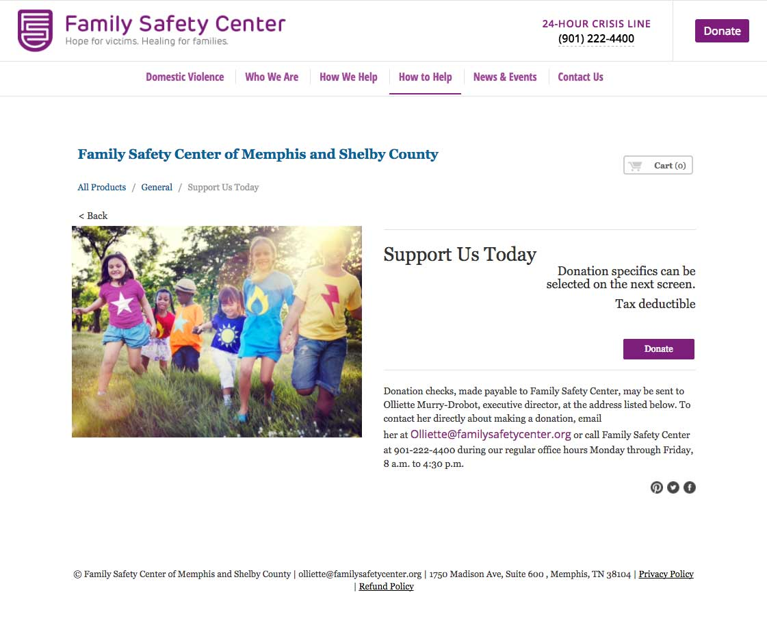 Family Safety Center